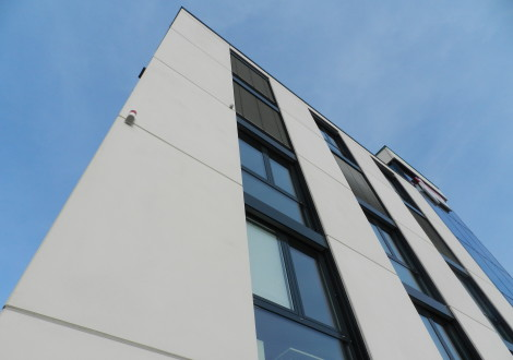 Betonfassade REBAcolor Farbe Oberflächenschutz 1