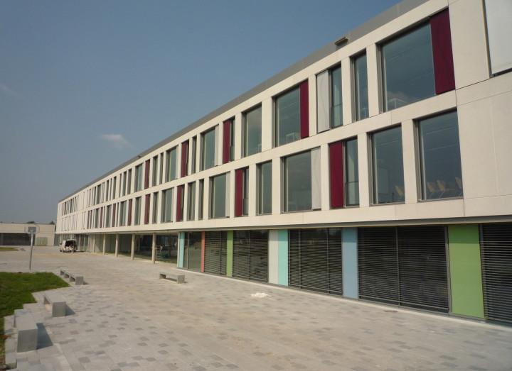 FABRINO Amitol Betonfassade ausgewaschen Fertigteile Amitol Waschbetonoberfläche 21
