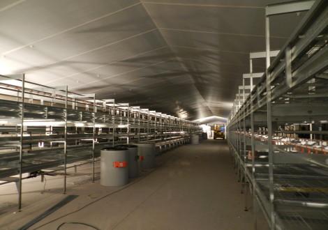 FABRINO High Grade Geflügelstall statisch anrechenbare Kunststofffaser Kosteneinsparung Betonboden4