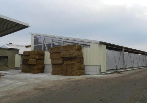FABRINO High Grade Milchviehstall statisch anrechenbare Kunststofffaser Beton 1