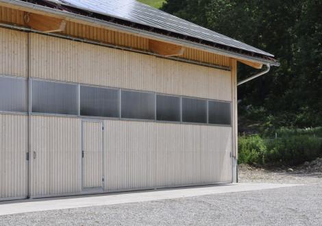 FABRINO Hallensohle landwirtschaftiche Halle Faserbewehrung High Grade