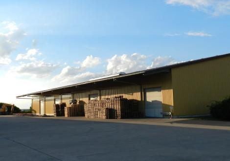 FABRINO High Grade Saatguthalle Industrieboden mit Kunststofffaser Statik nach Eurocode 2_14