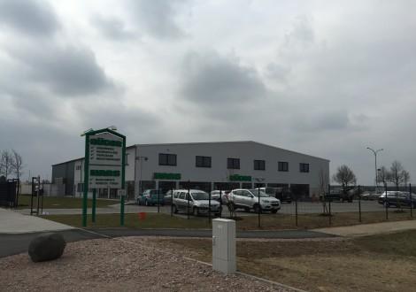 FABRINO Industrieboden mit High Grade Faser Baufachmarkt Faserbewehrung 13