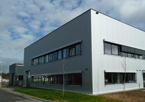 High Grade Industrieboden Lagerhalle Kunststofffaserbewehrung (1)