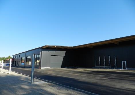 High Grade Werkstatt und Gewerbehalle Faserbewehrung (1)
