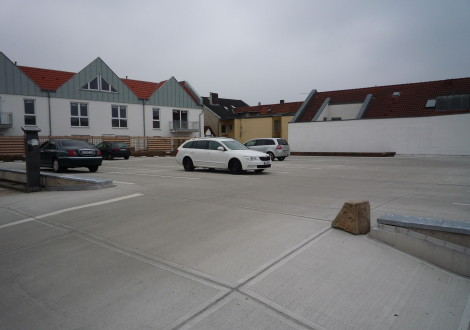 Parkdach Umkehrdachkonstruktion High Grade bewehrung (1)