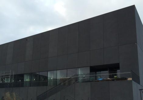 FABRINO Betonfassade gesäuert hydrophobiert Oberflächenschutz Sicorol Betogel 2