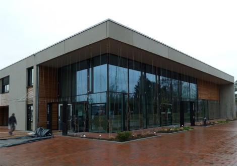 FABRINO Betogel Fassade Betonfertigteile gesäuert