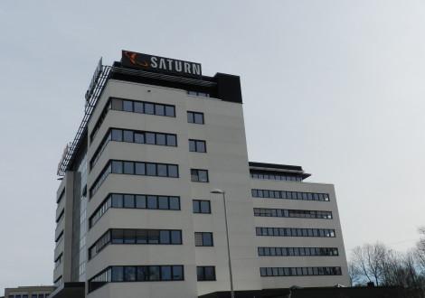 FABRINO Betonfassade gesäuert Firmenzentrale Mikroauswaschgel 6