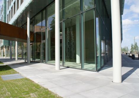 FABRINO Betonplatten Oberflächenschutz Sicorol Imprägnierung 1