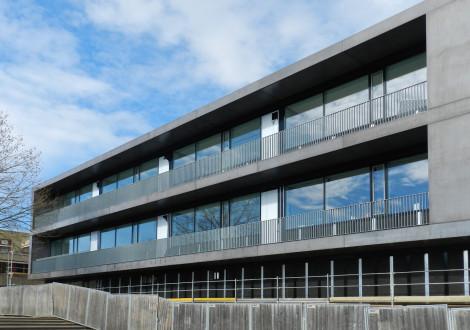 FABRINO Fassade Betonfertigteile Imprägnierung Betonfarbe