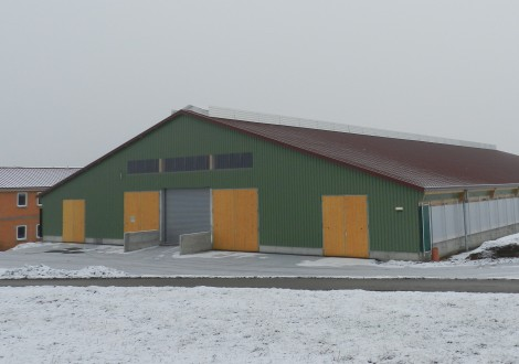 FABRINO High Grade Betonboden Landwirtschaft Milchviehstall Kosteneinsparung durch Kunststofffaser 12