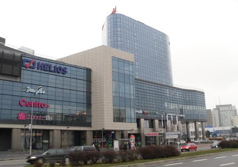 FABRINO High Grade Shoppingcenter Kosteneinsparung durch Kunststofffaserbewehrung 2