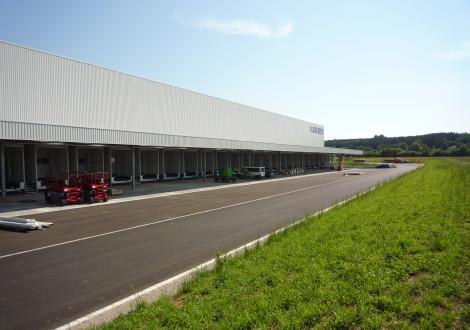 High Grade Betonaußenfläche mit Kunststofffasern (2)